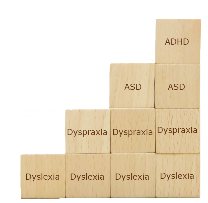 English Type Building Blocks for Special Needs Pic