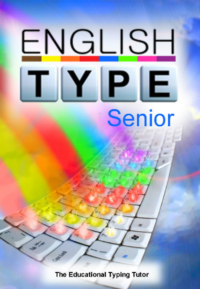 Englishtype Senior - Educational Touch Typing Tutor for Adults